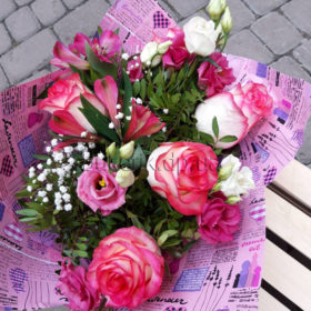 Дешевые цветы в Днепре