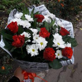 Доставка цветов в Днепре