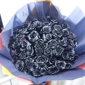 Черная роза в Днепре