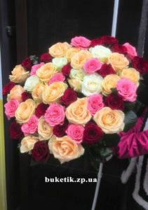как заказать цветы в Запорожье