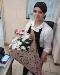 заказать цветы в днепре