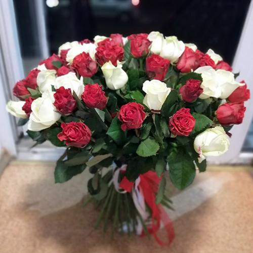 букет роз Днепр